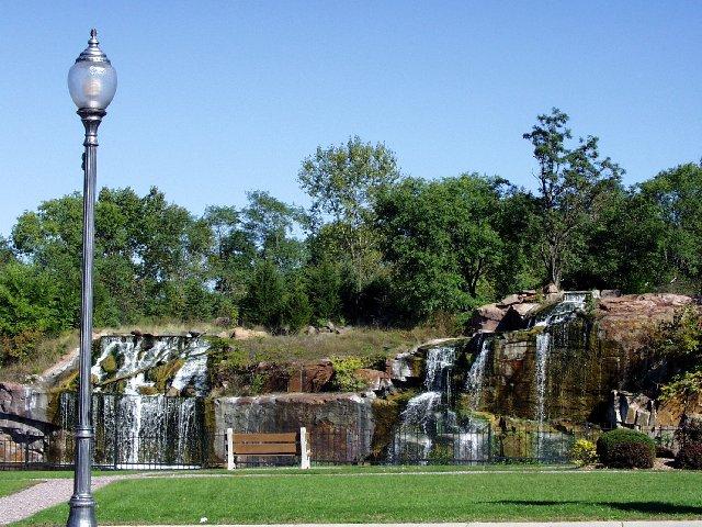 The Waterfalls Of Montello Wisconsin Montello Public